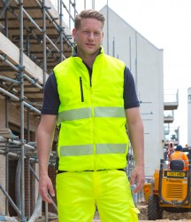 Result Safe-Guard Reversible Soft Gilet image