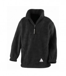 Result Kids/Youths Zip Neck Polartherm™ Fleece image