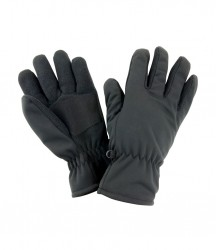 Result Soft Shell Thermal Gloves image