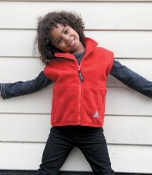 Result Kids/Youths Polartherm™ Fleece Bodywarmer image