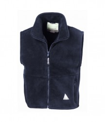 Result Kids/Youths Polartherm™ Fleece Bodywarmer image