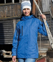 Result Ladies 3-in-1 Soft Shell Journey Jacket image