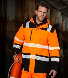 Result Safe-Guard Extreme Tech Printable Soft Shell Safety Jacket image