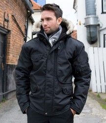Result Work-Guard Ultimate Storm Cyclone Parka Jacket image