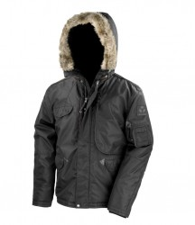 Result Work-Guard Ultimate Cyclone Parka Jacket image