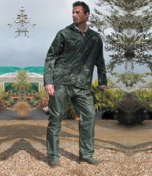 Result Waterproof Jacket/Trouser Suit in Carry Bag image