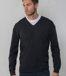 RTY Acrylic/Wool V Neck Sweater image