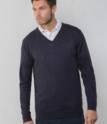 RTY Soft Feel Acrylic V Neck Sweater image