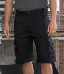 RTY Poly/Cotton Cargo Shorts image