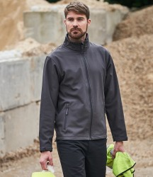 PRO RTX Pro Two Layer Soft Shell Jacket image