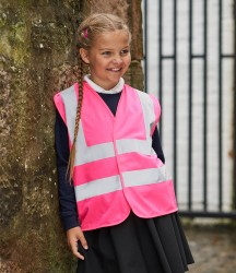 PRO RTX Hi-Vis Kids Waistcoat image