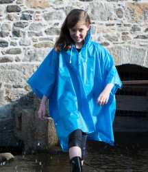 Splashmacs Kids Rain Poncho image