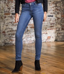 So Denim Ladies Lara Skinny Jeans image