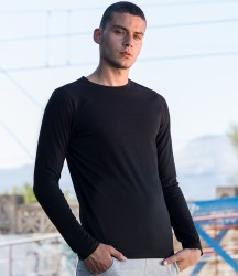 SF Men Feel Good Long Sleeve Stretch T-Shirt image