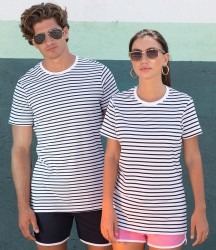 SF Unisex Striped T-Shirt image