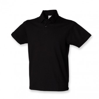 SF Men Stretch Piqué Polo Shirt image