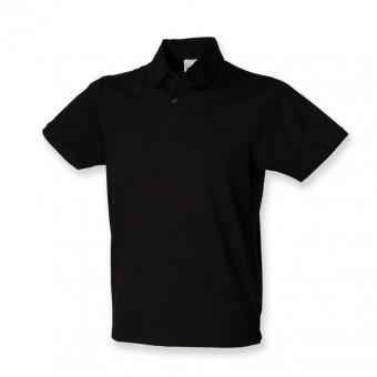 SF Men Stretch Piqué Polo Shirt image