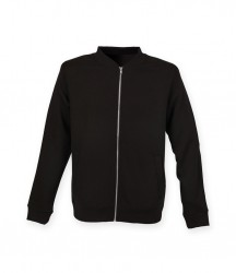 SF Unisex Bomber Sweat Jacket image