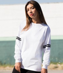 SF Unisex Drop Shoulder Slogan Top image