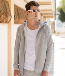 SF Unisex Slim Fit Zip Hooded Sweatshirt image