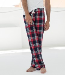 SF Men Tartan Lounge Pants image