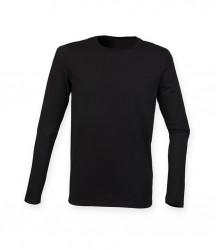 SF Ladies Feel Good Long Sleeve Stretch T-Shirt image