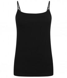Image 2 of SF Ladies Feel Good Stretch Spaghetti Vest