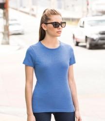 SF Ladies Tri-Blend T-Shirt image