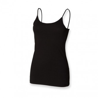 SF Ladies Adjustable Spaghetti Vest image