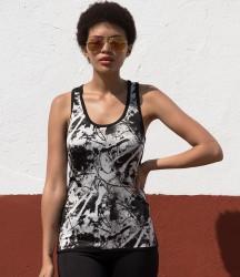 SF Ladies Reversible Workout Vest image
