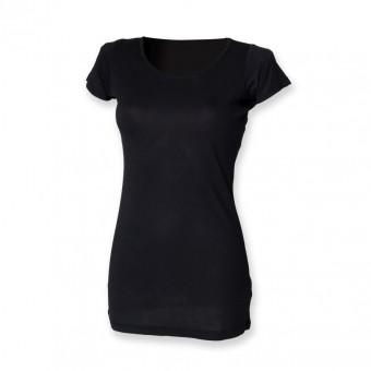 SF Ladies Short Sleeve Slinky T-Shirt image