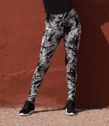 SF Ladies Reversible Workout Leggings image