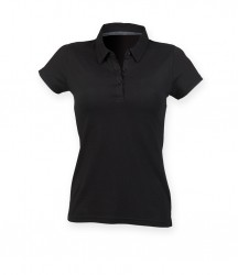 SF Ladies Fashion Jersey Polo Shirt image