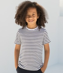 SF Minni Kids Striped T-Shirt image