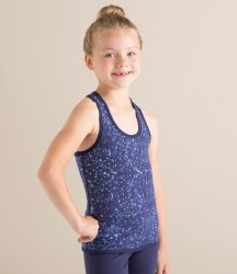 SF Minni Kids Reversible Workout Vest image