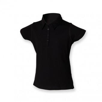 SF Minni Kids Unisex Stretch Piqué Polo Shirt image