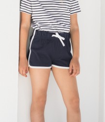 SF Minni Kids Retro Shorts image