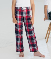 SF Minni Kids Tartan Lounge Pants image