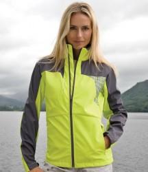 Spiro Ladies Team Soft Shell Jacket image