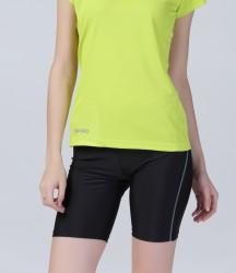 Spiro Ladies Bodyfit Base Layer Shorts image