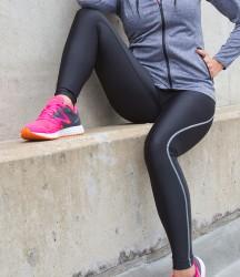 Spiro Ladies Bodyfit Base Layer Leggings image