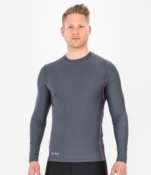 Spiro Compression Body Fit Long Sleeve Base Layer image