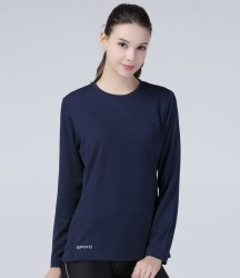 Spiro Ladies Performance Long Sleeve T-Shirt image