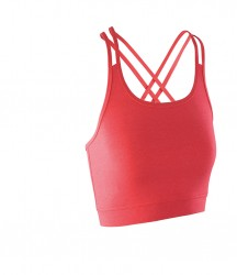 Spiro Ladies Fitness Crop Top image
