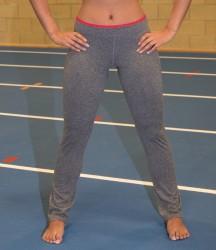 Spiro Ladies Fitness Trousers image