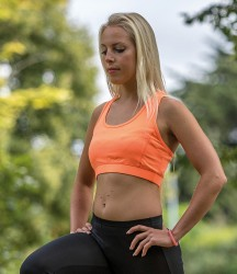 Spiro Impact Ladies Softex® Crop Top image