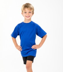Spiro Kids Impact Performance Aircool T-Shirt image