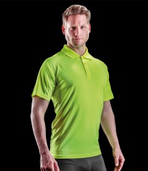 Spiro Impact Performance Aircool Polo Shirt image