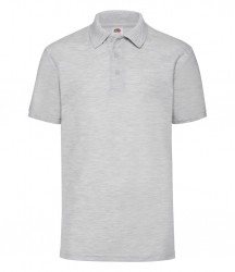 Image 14 of Fruit of the Loom Poly/Cotton Piqué Polo Shirt