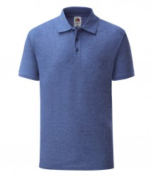 Image 11 of Fruit of the Loom Poly/Cotton Piqué Polo Shirt